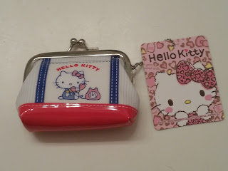 Enter the Hello Kitty Change Purse Giveaway. Ends 5/23