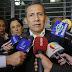 Ollanta Humala cuestiona que fiscales visiten el colegio de sus hijas