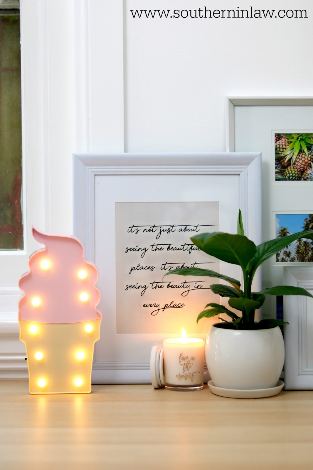 Palm Trees, Succulents And Sunshine Are Just Some Of The Inspirations For  This Tropical Decor