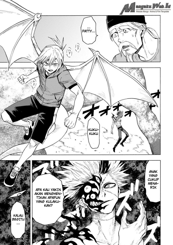 Blood Lad – Chapter 74 : Palsu