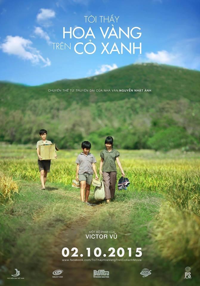 Xem Phim Tôi Thấy Hoa Vàng Trên Cỏ Xanh 2015