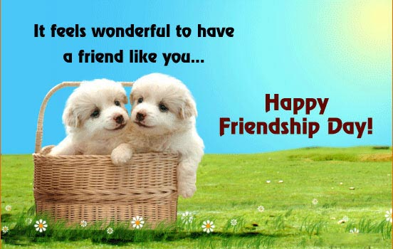 Happy Friendship Day On Sunday Messages,SMS,Quotes In English Hindi Free