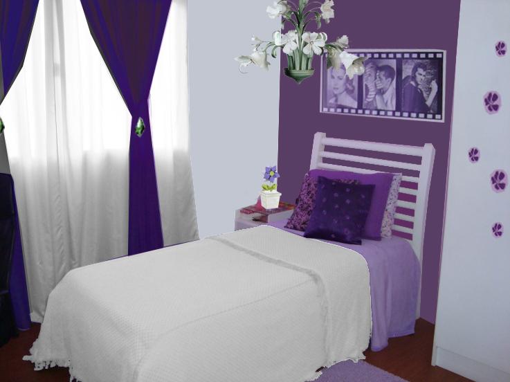 meu doce lar  quarto de menina