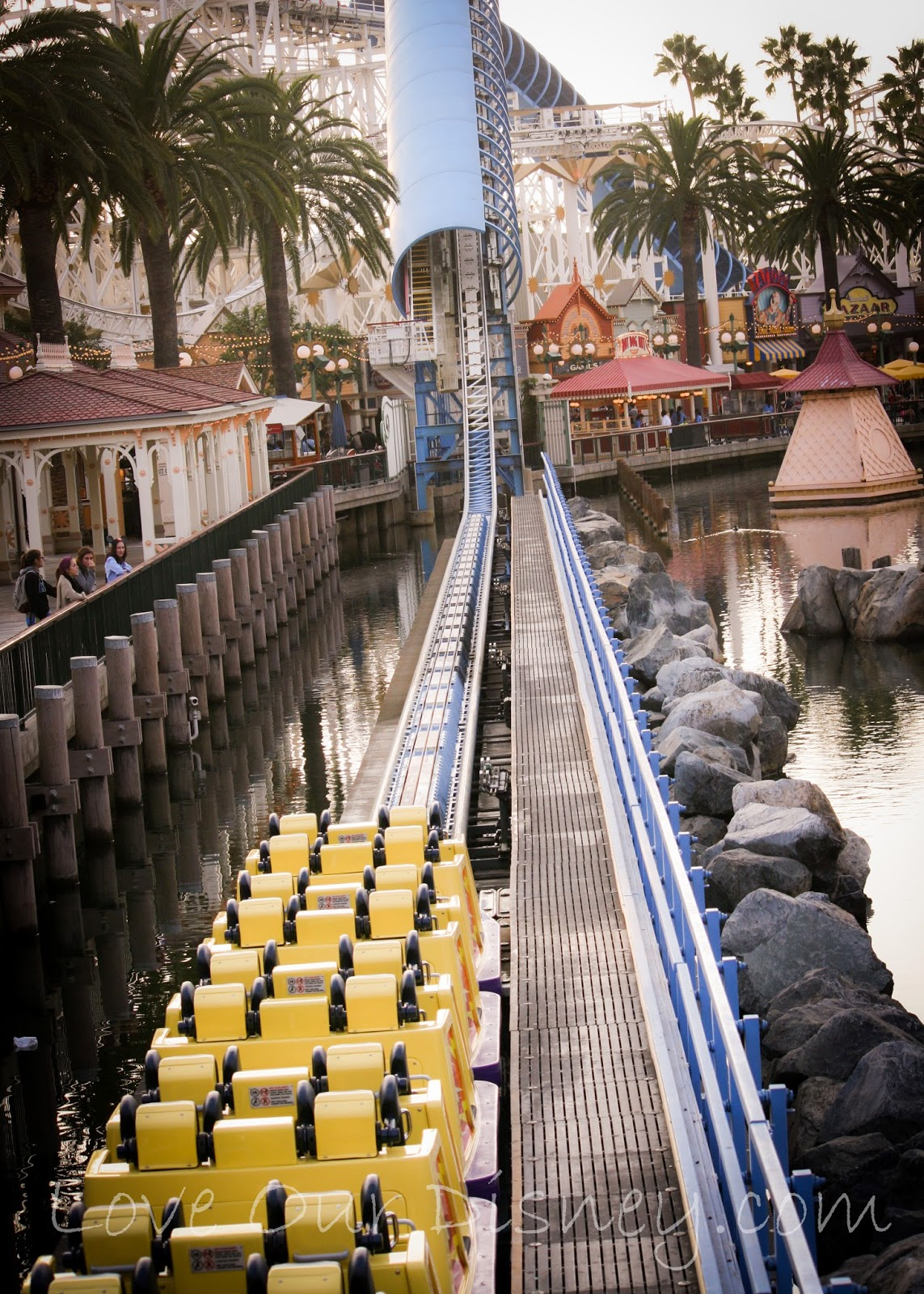 Disneyland 101 Thrill Rides Love Our Crazy Life