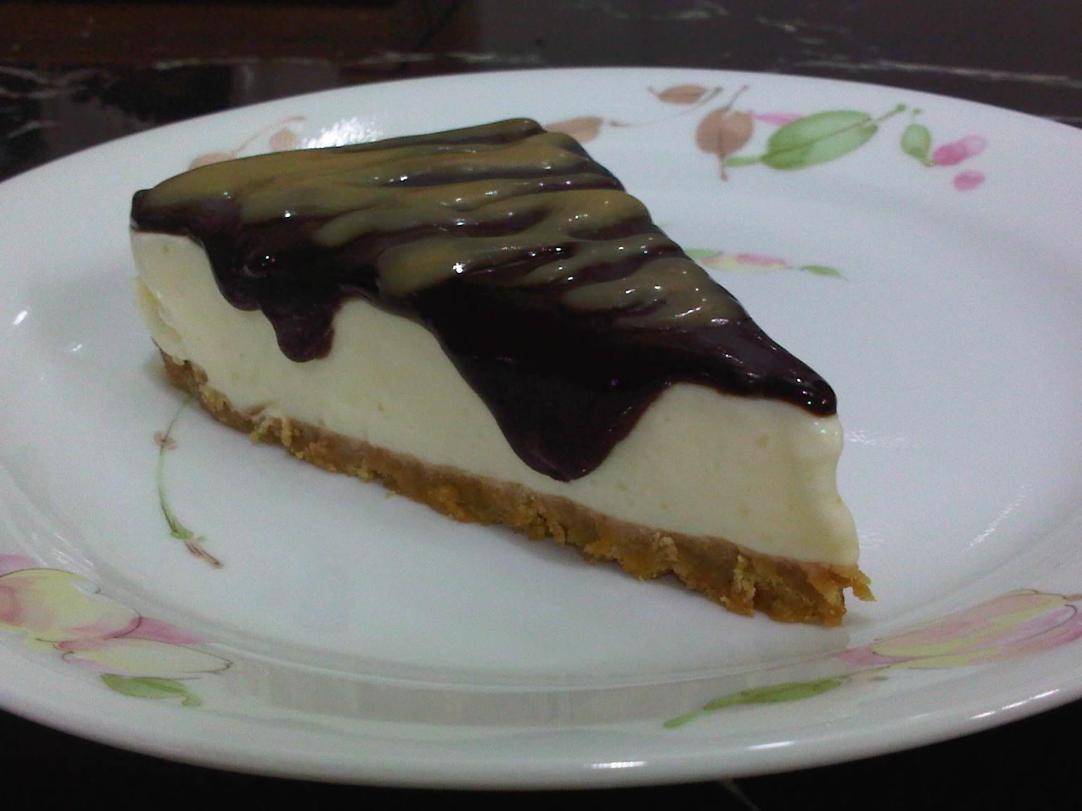 resepi oreo cheese cake  bakar mat gebu transantartica Resepi Oreo Cheesecake Guna Gelatin Enak dan Mudah