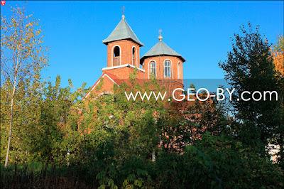 Полоцк. Старообрядческая Успенская церковь