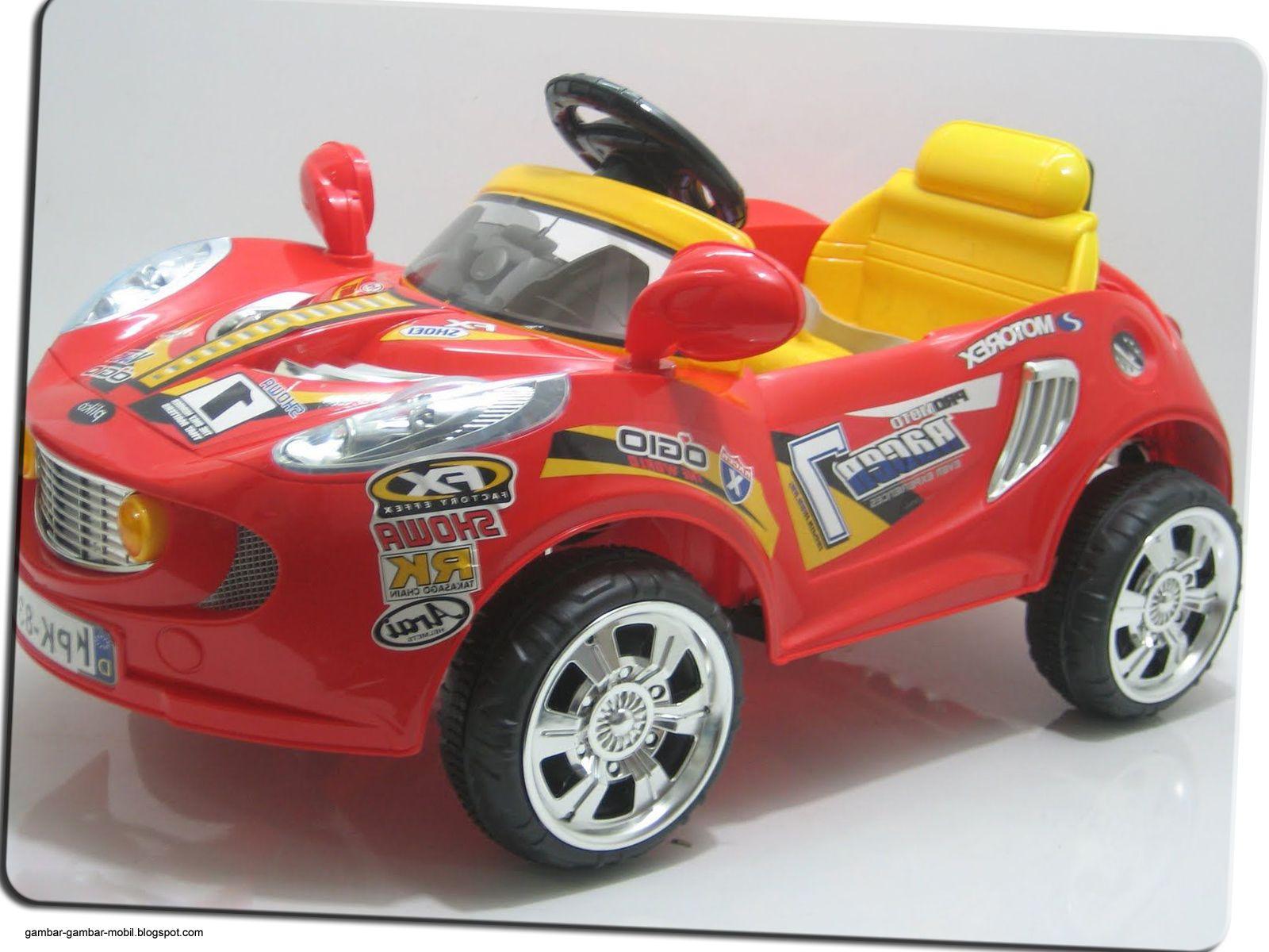 Mobil Mainan Anak  Yang Bisa Dinaiki Gambar Gambar Mobil