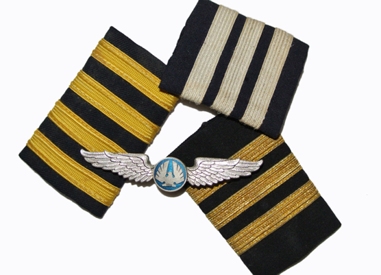 shoulder board pilot