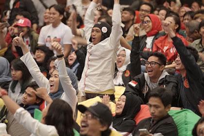 Asal Suara Tawa Saat Prabowo Bicara Pertahanan Rapuh Ternyata dari Barisan Pro Jokowi