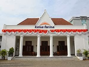 PT Kimia Farma (Persero) Tbk - Fresh Graduate Open Recruitment Kimia Farma August 2017