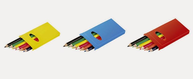 Set de lápices - Regalos campañas electorales - ARTE Marketing