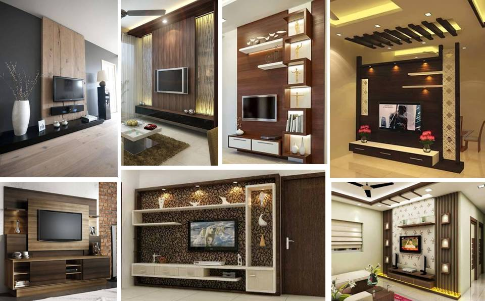20 Wonderful TV Wall Unit Ideas - Decor Units