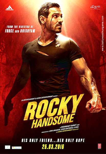Rocky Handsome (2016) Movie Poster No. 5