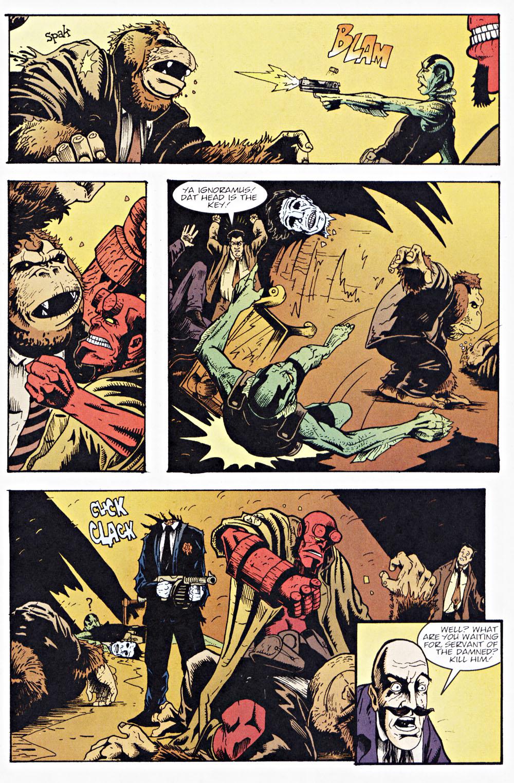 Read online Hellboy: Weird Tales comic -  Issue #7 - 17
