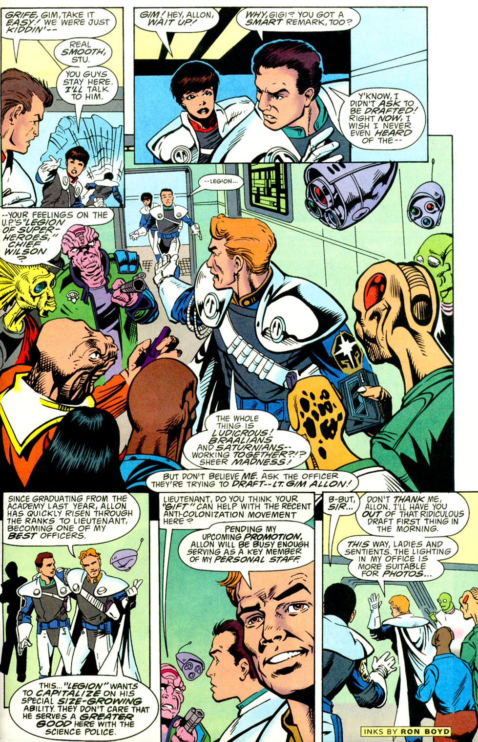 Legion of Super-Heroes (1989) _Annual_5 Page 41