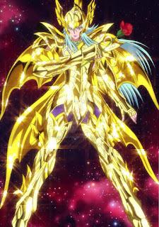 Saint Cloth Myth EX Pisces Aphrodite God Cloth - Tamashii Nations