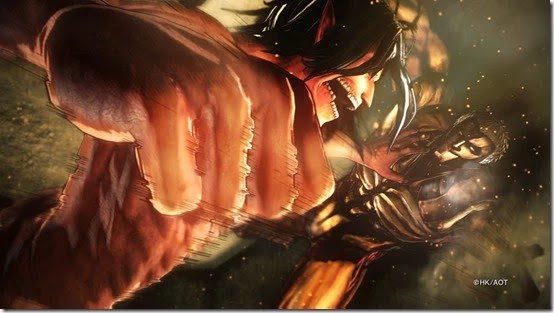 Attack on Titan 2 Action Game Teaser Trailer Reveals 2018 Release Date.