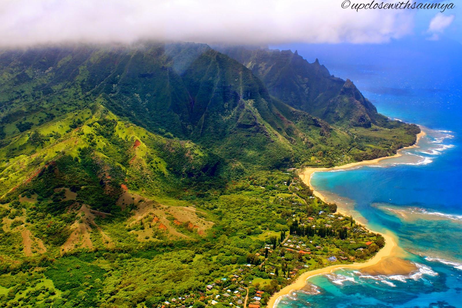 Kauai Hawaii: UpclosewithSaumya: Welcome To Paradise....Kauai (The
