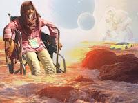 Cinta Kursi Roda Untuk Arafah Rianti