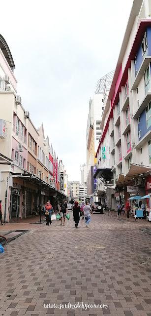 Hyeon's Travel Journal; Sandakan Town Centre