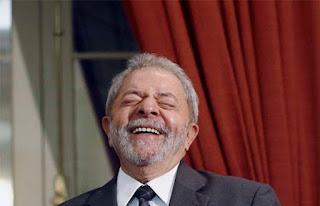 Lula lidera a corrida presidencial para 2018;É o que mostra última pesquisa.