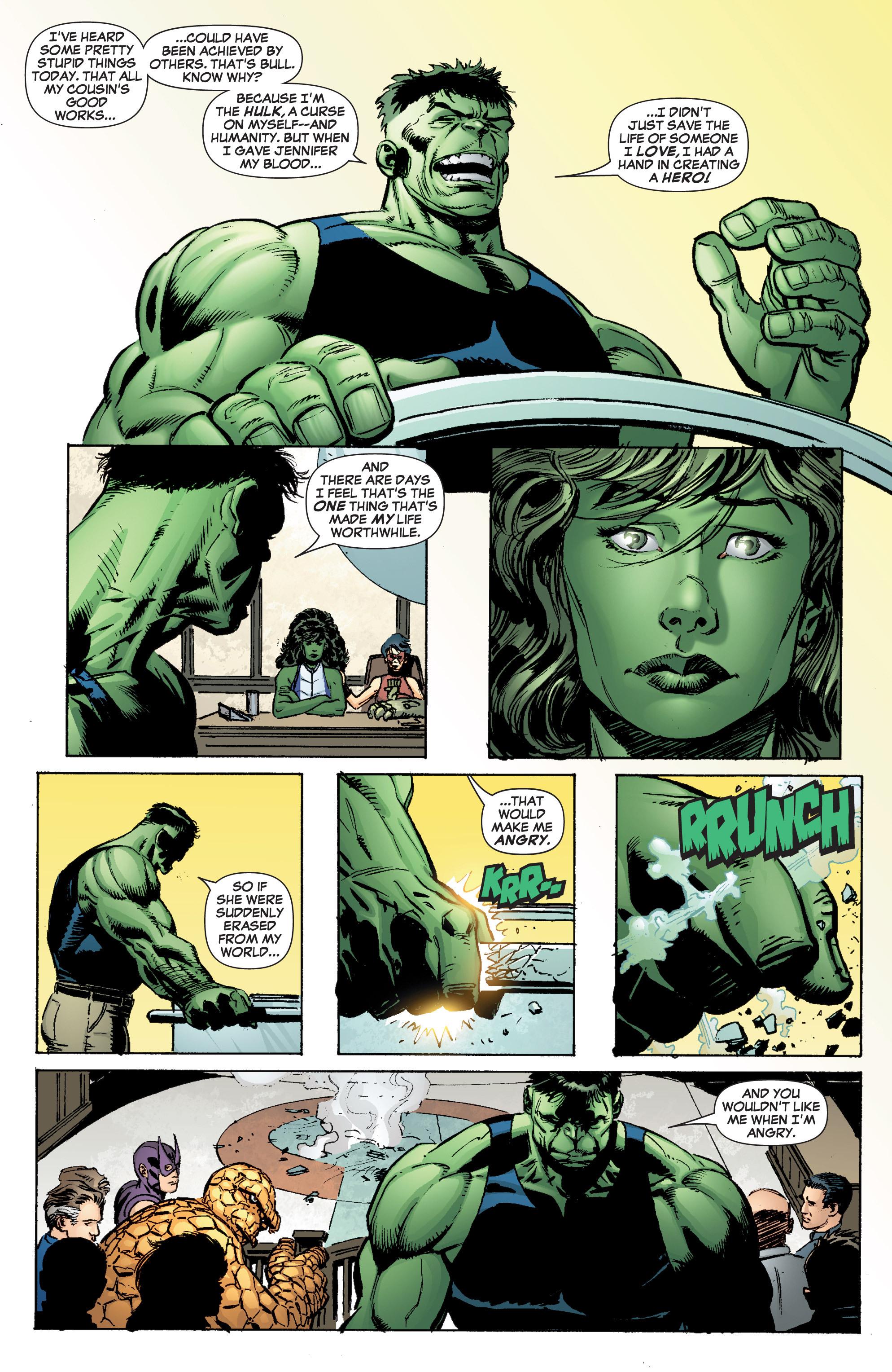 Read online She-Hulk (2005) comic -  Issue #3 - 24