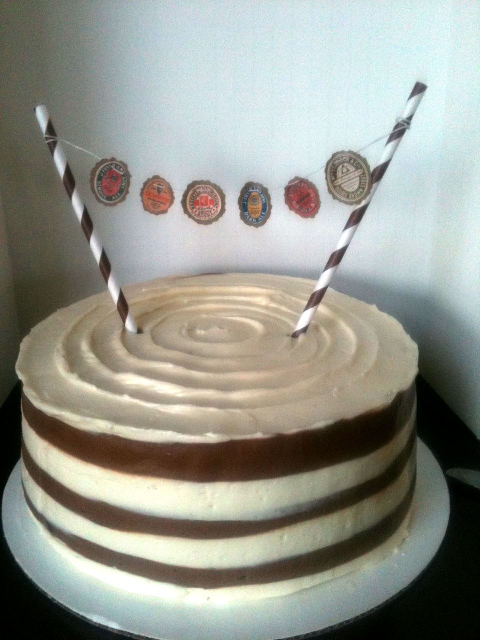 Sweet Treats By Jen 21st Birthday Cake