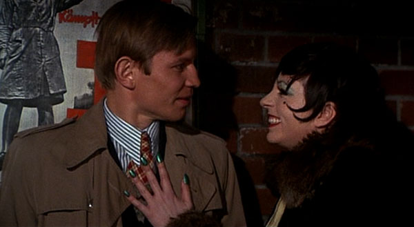 Michael York and Liza Minnelli in Cabaret
