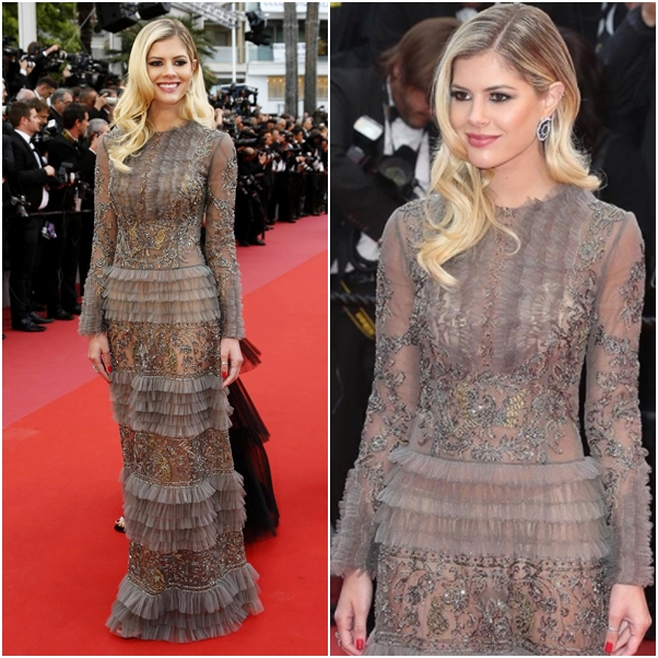 looks festival cannes lala rudge