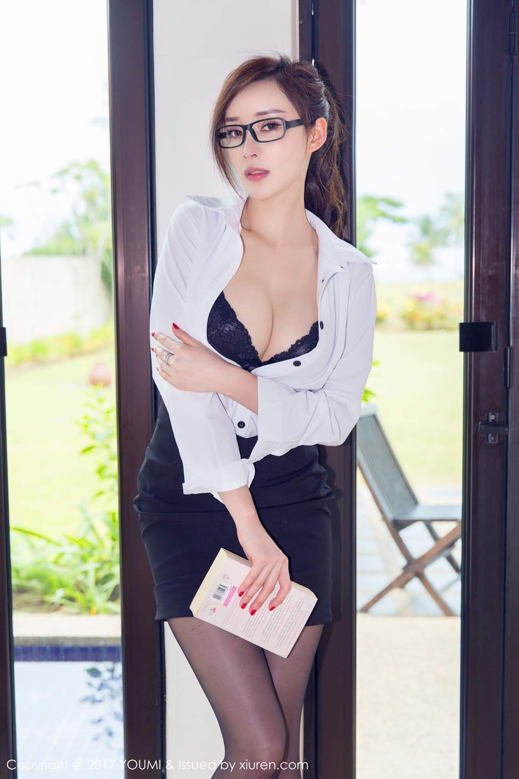 Chinese Girl 土肥圆矮挫穷  YOUMI 031 (51 Pict)