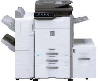 Sharp MX-M365N Printer Driver Download & Installations