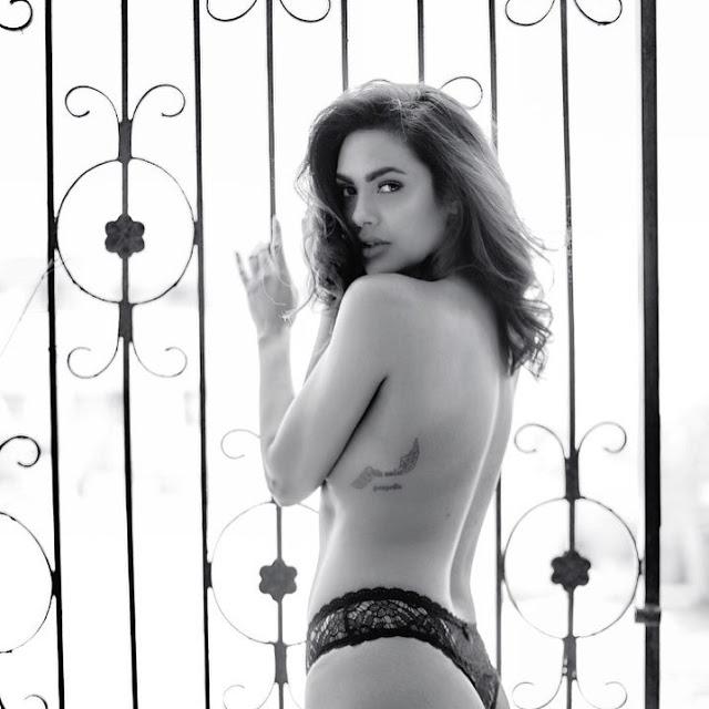 Actress Esha Gupta Latest Hot Bikini Stills