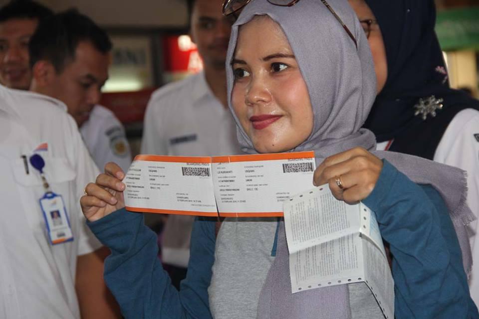 Tentang Check In Dan Boarding Pass Di Stasiun Infonya Kereta Api