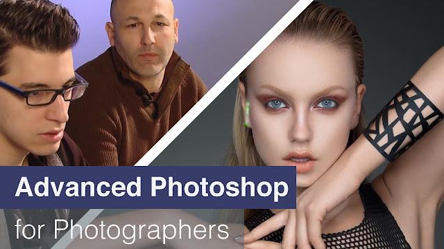 Chia sẻ khóa học Photoshop chỉnh sửa hình ảnh chuyên nghiệp cho nhà nhiếp ảnh