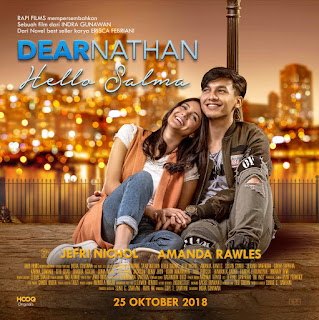 Download Dear Nathan Hello Salma (2018) Full Movie