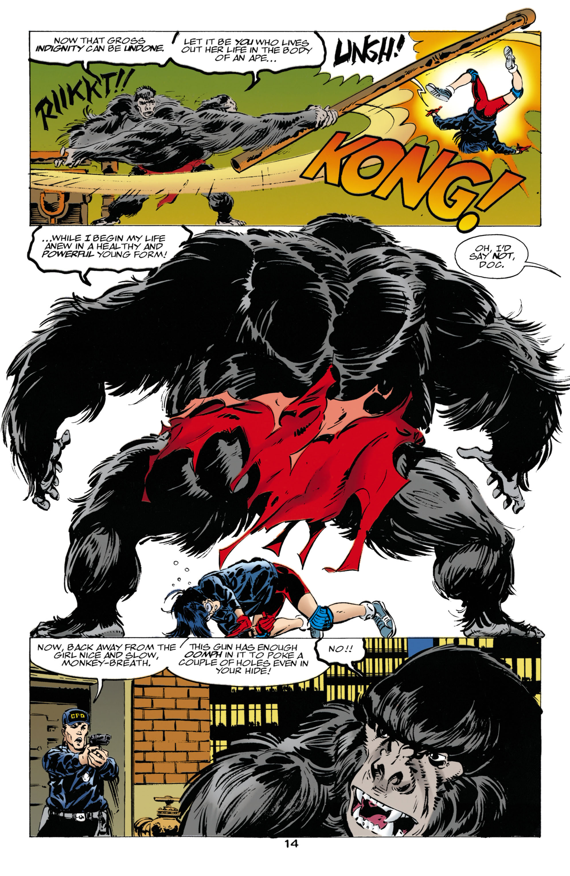 Read online Wonder Woman (1987) comic -  Issue #136 - 15