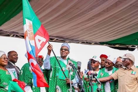 Why Osun Must Remain APC State - Buhari