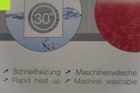 Reinigung: Beurer HK 44 Heizkissen (elektrische Wärme in Wärmflaschenform)