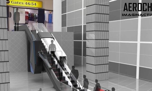 نظام جديد للمطارات ينهي إجراءات السفر كلها خلال دقيقة ! لن تتأخر بعد اليوم