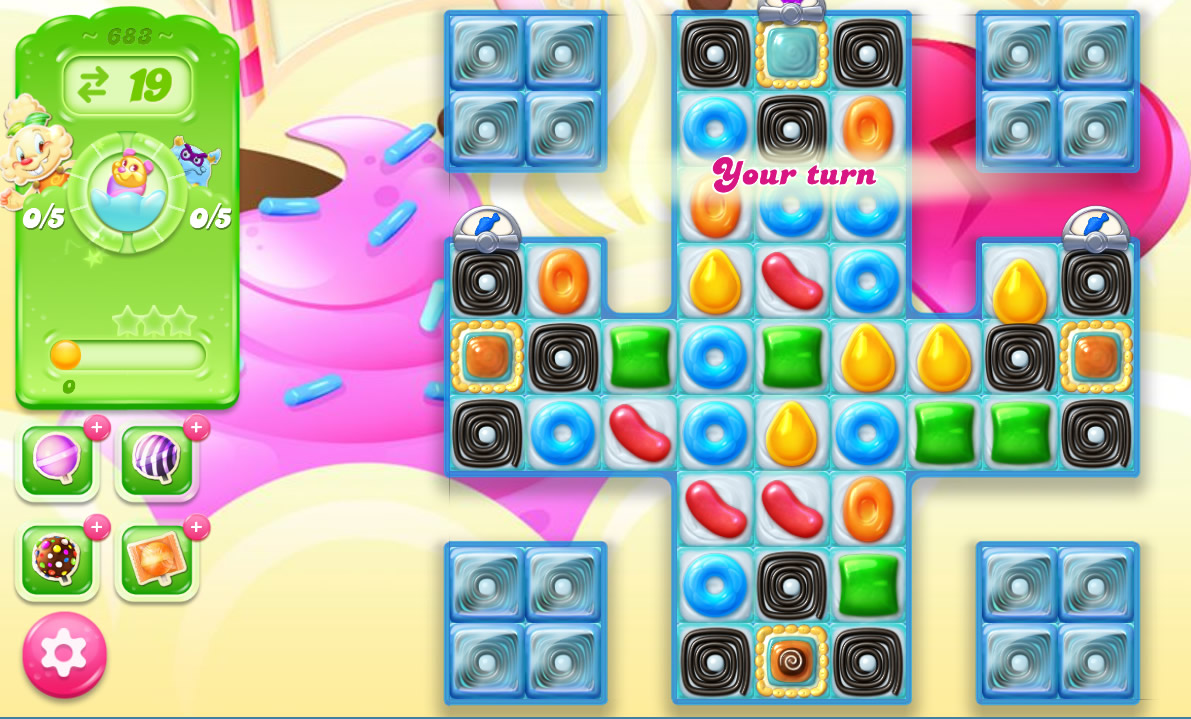 Candy Crush Jelly Saga level 683