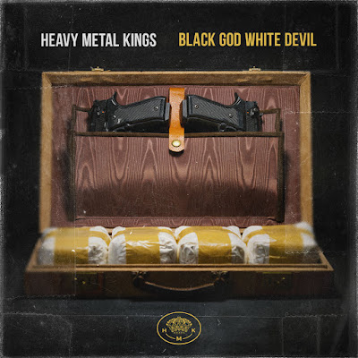 Heavy Metal Kings - Black God White Devil [2017]