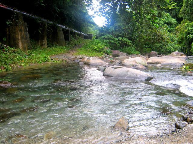 Ditumabo Falls, Baler