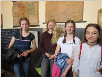 Les jeunes violonistes allemandes