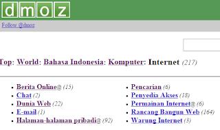 kategori2-Dmoz