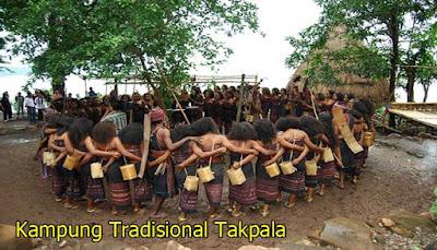 Kapung Tradisional Takpala