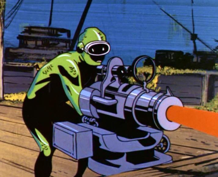 image Space pirate sara episode 3