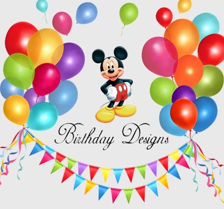 Birthday Designs
