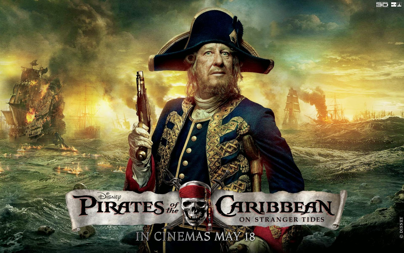 Hector Barbossa is a fictional character in the Pirates of the Caribbean  film series partly inspired by Barbarossa Hayreddin Pasha. Barbossa is  portrayed by ... f1d2c7e8f81c