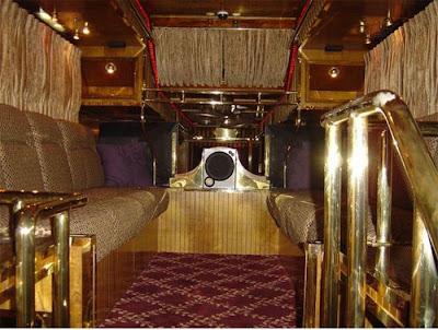 Midnight Rider The World S Biggest And Heaviest Limousine