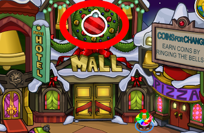 Club Penguin Holiday Ornament Pin Cheat